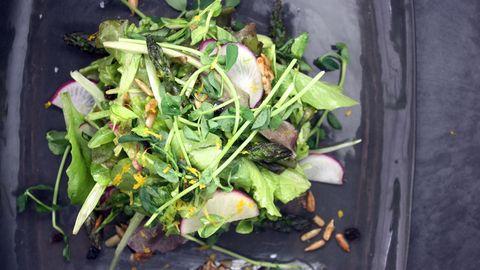 Food, Ingredient, Leaf vegetable, Cuisine, Vegetable, Salad, Produce, Recipe, Garden salad, Whole food,