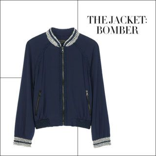 The Jacket: Bomber