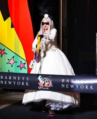 Barneys New York: Lady Gaga Workshop