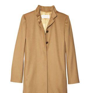 chloe camel coat
