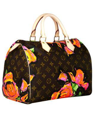 9b9a1afbc7d0 rose speedy bag. Davies + Starr. Louis Vuitton Celebrates Stephen Sprouse