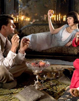 a scene from the movie brideshead revisited