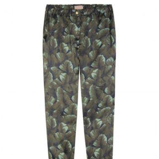 lanvin pajama pants