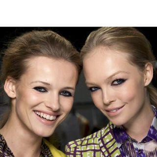 models at just cavalli