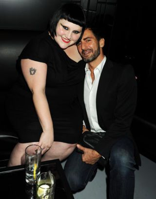 beth ditto and marc jacobs