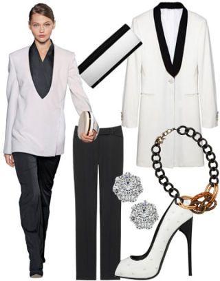 2. Modernize an Evening Suit