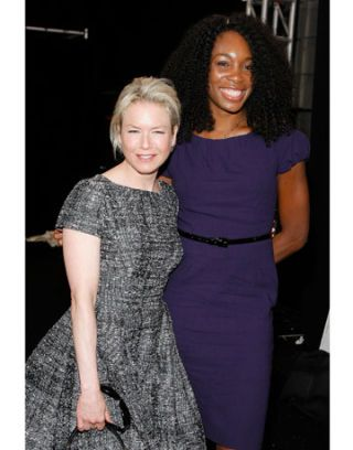 renee zellweger, venus williams