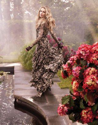 Ralph Lauren Collection dress