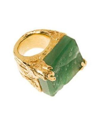 Aventurine Stone Ring
