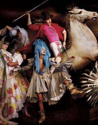 galliano-pink-horse-FA-0307