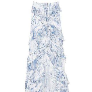 emilio pucci maxi skirt