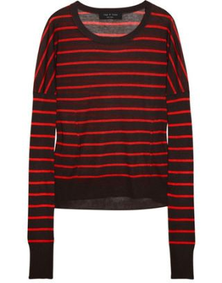 Hampstead Sheer Striped Sweater