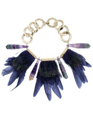 louis-vuitton-feather-necklace-UYL0907