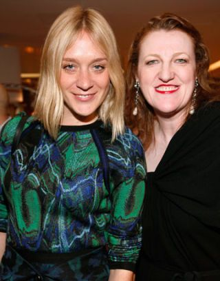 glenda bailey and chloe sevigny