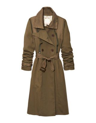Rebecca Taylor trench