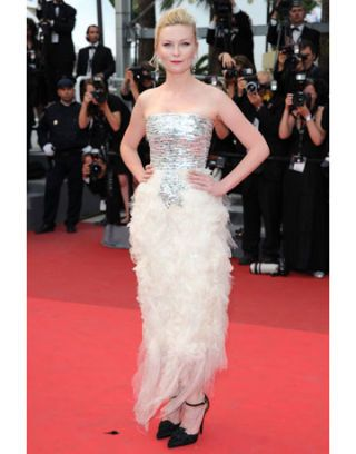 Cannes Fashion - Red Carpet Dresses at Cannes 2011