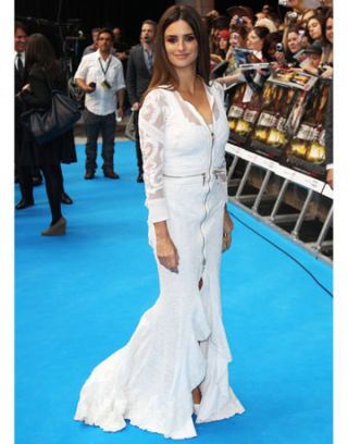 penelope cruz in givenchy couture