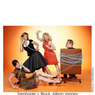 promo poster for 9 to 5 musical