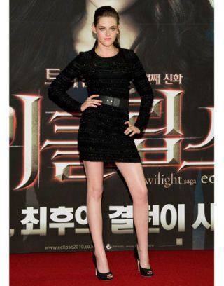 kristen stewart at eclipse premiere in south korea
