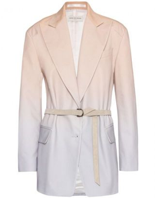dries van noten bea blazer