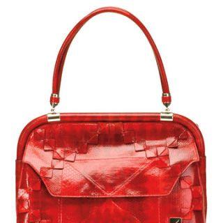 <b>Salvatore Ferragamo</b> bag, $3,600. 800-628-8916.