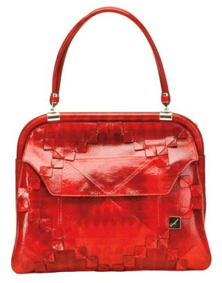 <b>Salvatore Ferragamo</b> bag, $3,600. 800-628-8916.