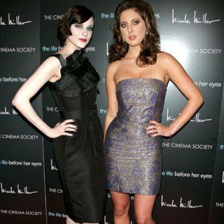 Evan Rachel Wood and Eva Amurri