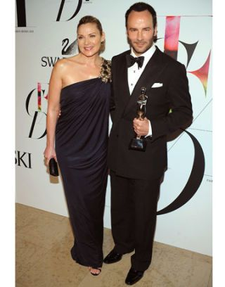 kim cattrall and tom ford