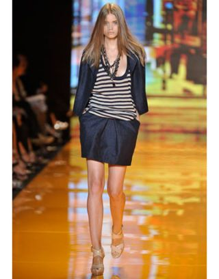 DKNY  Spring 2009 Ready-to-Wear