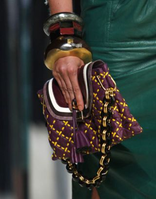 purple purse by marc jacobs