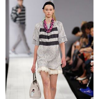 model in marc by marc jacobs