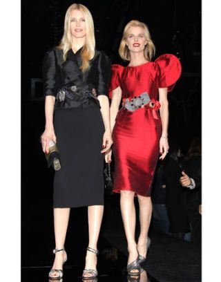 claudia schiffer and eva herzigova