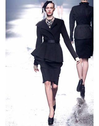 lanvin runway show