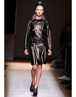yves saint laurent runway show
