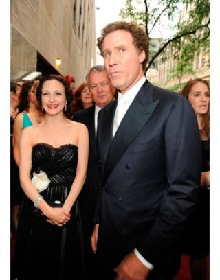 bebe neuwirth and will ferrell