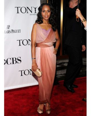 kerry washington at the tony awards