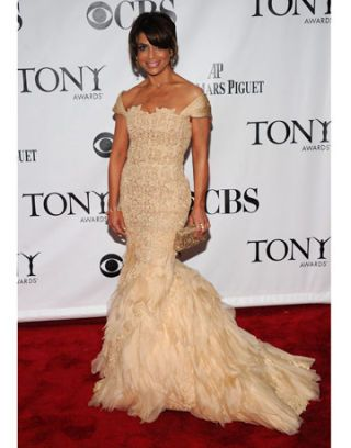 paula abdul at the tony awards