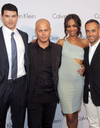 kellan lutz italo zucchelli zoe saldana and francisco costa