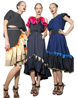 ysl dress