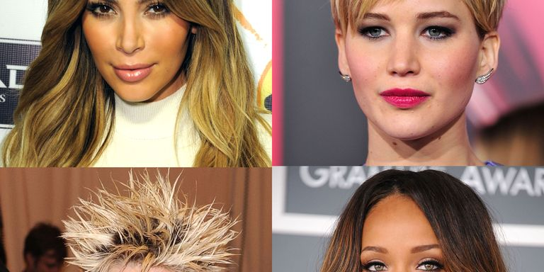 The Most Memorable Hair Transformations of 2013