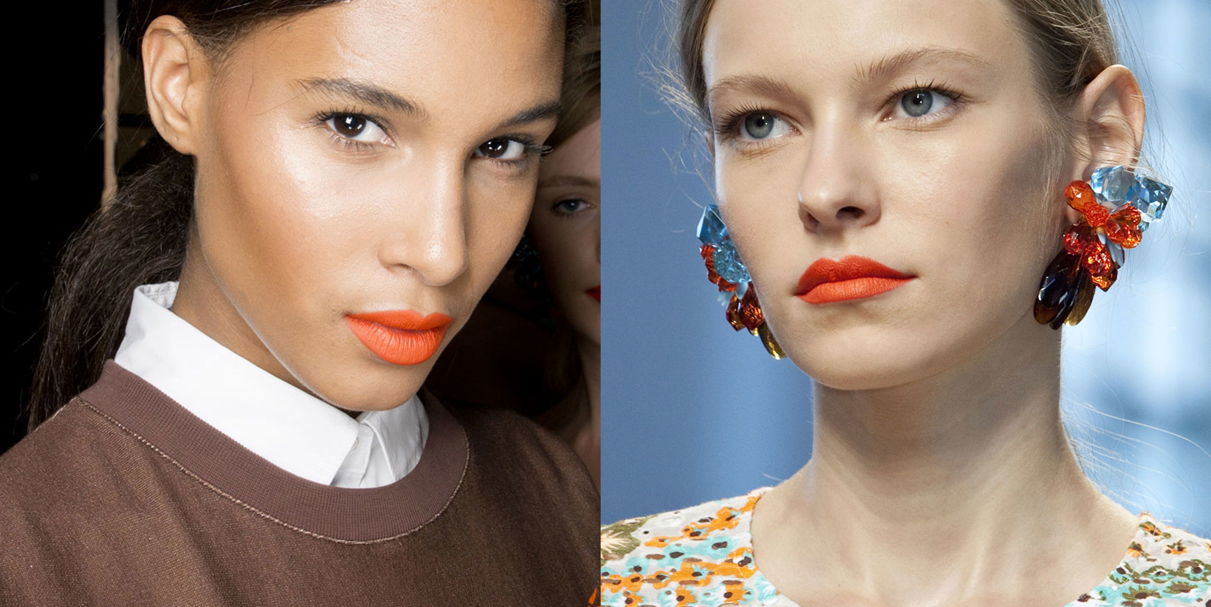 The Best Orange Lipsticks For Your Skin Tone