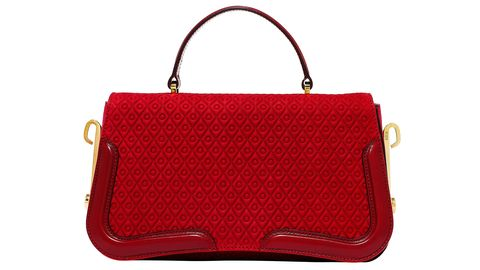 Product, Bag, Red, Style, Luggage and bags, Fashion accessory, Shoulder bag, Pattern, Beauty, Fashion,