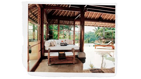 Couch, Outdoor furniture, Shade, Hardwood, Bed, Coffee table, Beam, studio couch, Outdoor structure, Pergola,