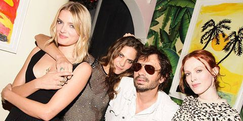 Purple Magazine and Proenza Schouler Dinner & Afterparty
