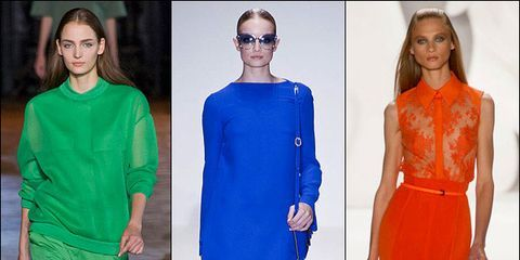 The Spring 2013 Runway Report