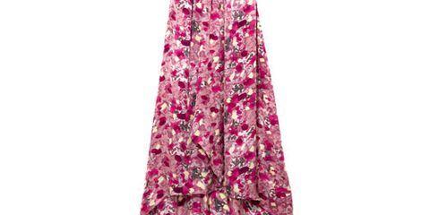 Magenta, Pink, Collar, Purple, One-piece garment, Violet, Pattern, Lavender, Day dress, Clothes hanger,