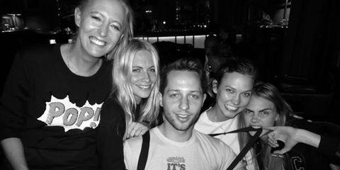 Smile, Fun, Hand, Friendship, Flash photography, Party, Bracelet, Laugh, Watch, Nightclub,