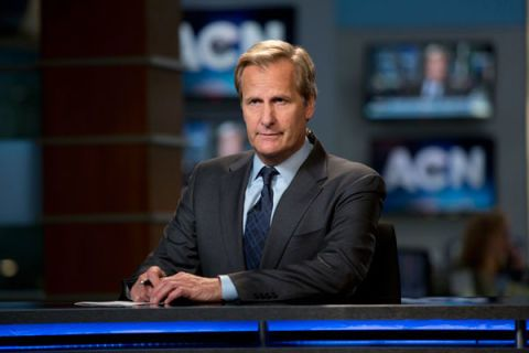 Newsroom Season Two