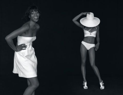 White, Black, Black-and-white, Shoulder, Monochrome photography, Standing, Joint, Dress, Monochrome, Fashion,