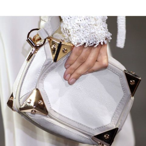 white alexander wang bag